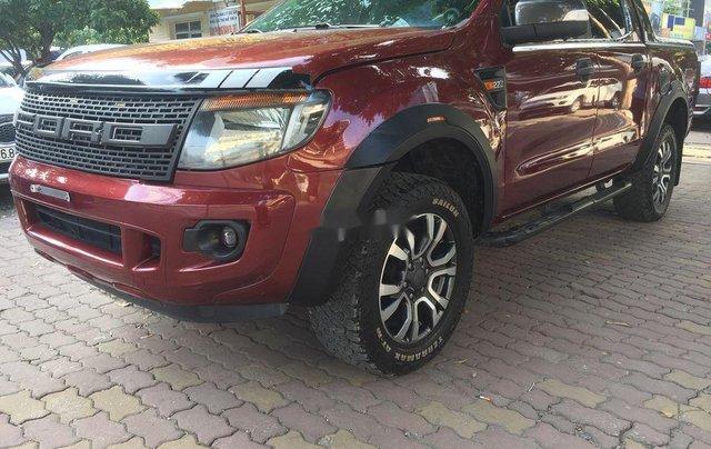 Cần bán gấp Ford Ranger năm 2014, nhập khẩu nguyên chiếc giá cạnh tranh0