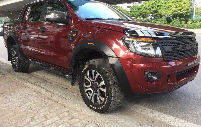 Cần bán gấp Ford Ranger năm 2014, nhập khẩu nguyên chiếc giá cạnh tranh4