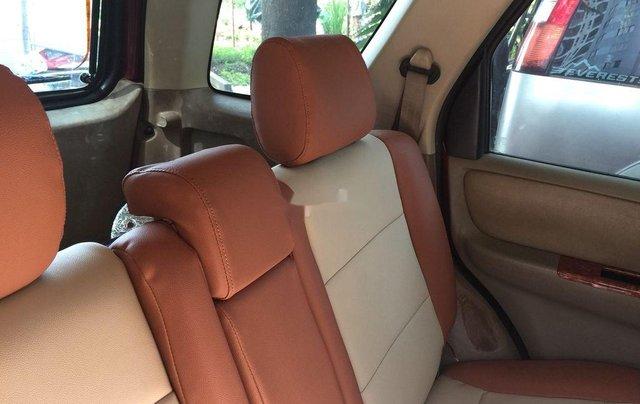 Bán Ford Escape đời 2005, màu đỏ, nhập khẩu chính chủ4
