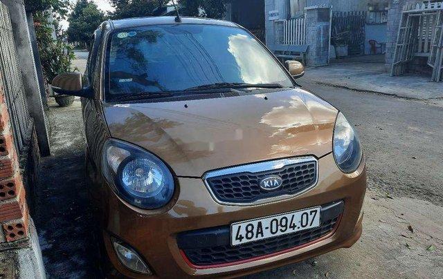 Bán ô tô Kia Morning sản xuất năm 2012, xe một đời chủ giá thấp0