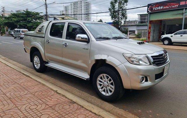 Bán Toyota Hilux sản xuất 2014, nhập khẩu nguyên chiếc2