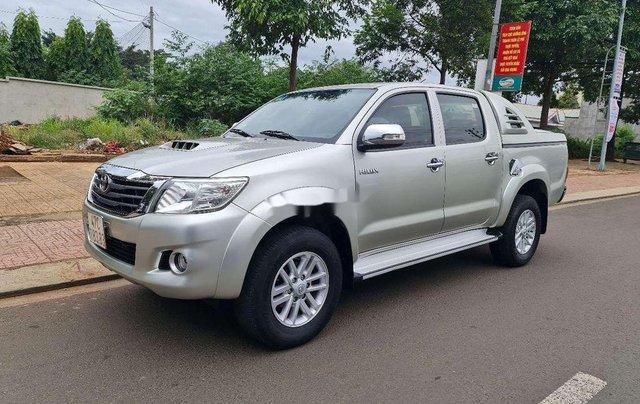 Bán Toyota Hilux sản xuất 2014, nhập khẩu nguyên chiếc0