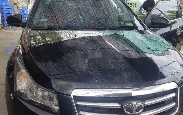 Bán Daewoo Lacetti sản xuất 2010, màu đen còn mới, 260 triệu0