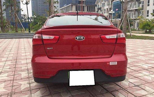 Cần bán gấp Kia Rio đời 2016, màu đỏ, xe nhập còn mới, 387 triệu1