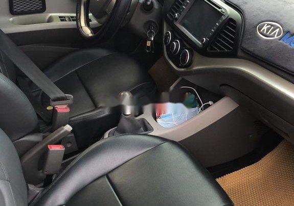 Cần bán xe Kia Morning sản xuất năm 2015, màu trắng chính chủ 4
