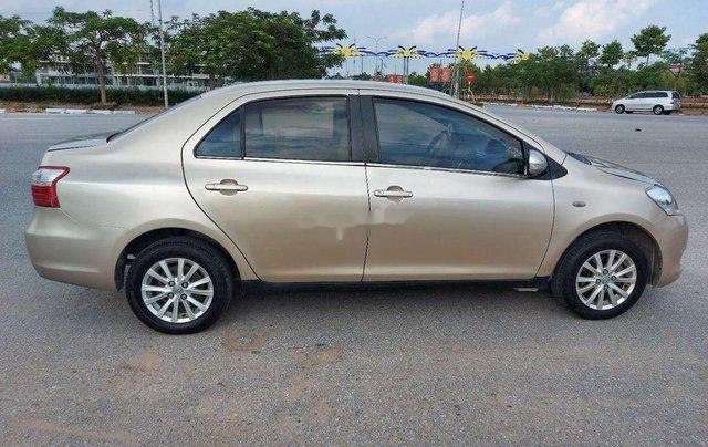 Cần bán gấp Toyota Vios năm sản xuất 2010, màu vàng, 185tr5