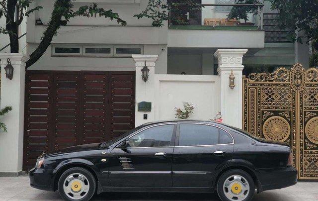 Bán Daewoo Magnus sản xuất năm 2007, màu đen, xe nhập chính chủ0
