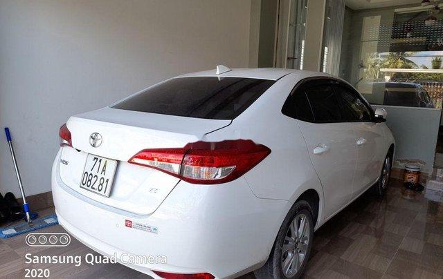 Bán ô tô Toyota Vios đời 2020, màu trắng số tự động1