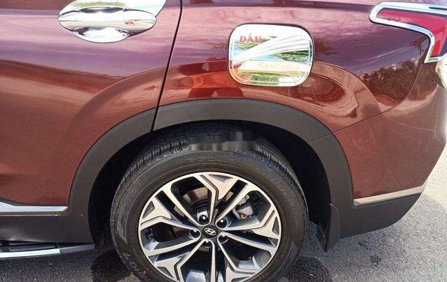 Bán Hyundai Santa Fe sản xuất năm 2020, màu đỏ5