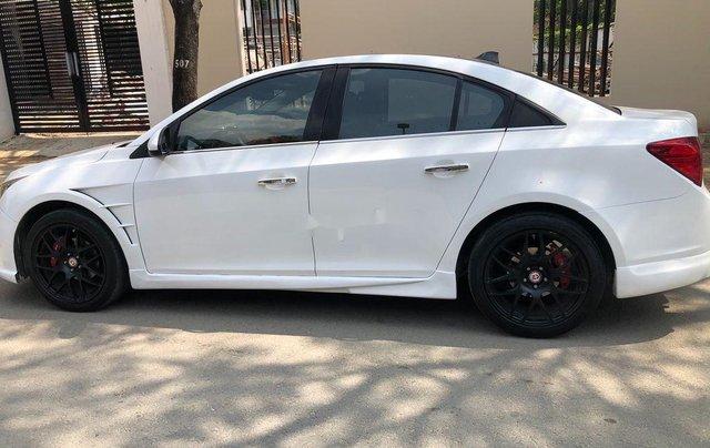 Bán Daewoo Lacetti sản xuất 2011, màu trắng, xe nhập chính chủ4