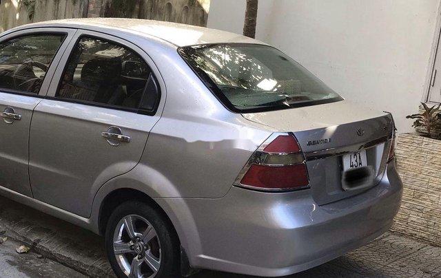 Xe Daewoo Gentra sản xuất năm 2009, màu bạc ít sử dụng, 150tr1