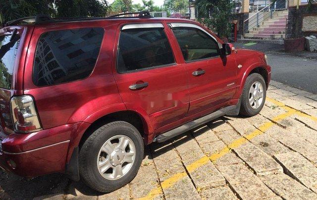 Bán Ford Escape đời 2005, màu đỏ, nhập khẩu chính chủ0