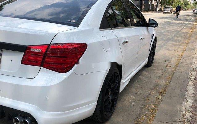 Bán Daewoo Lacetti sản xuất 2011, màu trắng, xe nhập chính chủ2