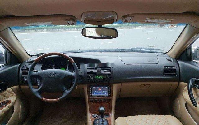 Bán Daewoo Magnus sản xuất năm 2007, màu đen, xe nhập chính chủ7