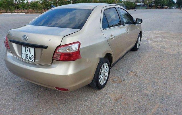 Cần bán gấp Toyota Vios năm sản xuất 2010, màu vàng, 185tr2