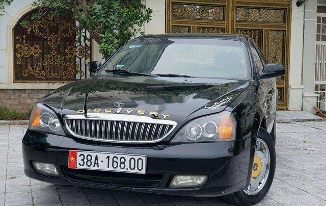 Bán Daewoo Magnus sản xuất năm 2007, màu đen, xe nhập chính chủ1