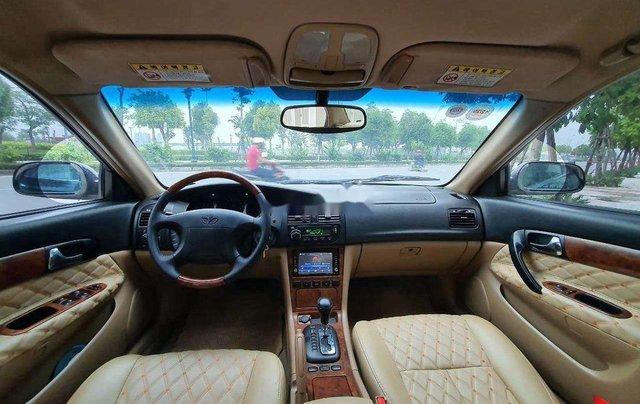 Bán Daewoo Magnus sản xuất năm 2007, màu đen, xe nhập chính chủ8