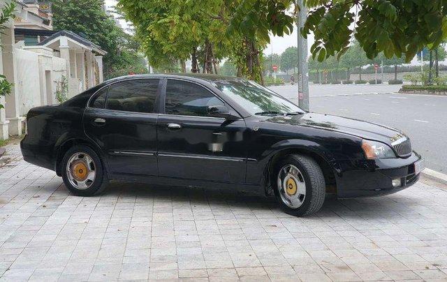 Bán Daewoo Magnus sản xuất năm 2007, màu đen, xe nhập chính chủ3