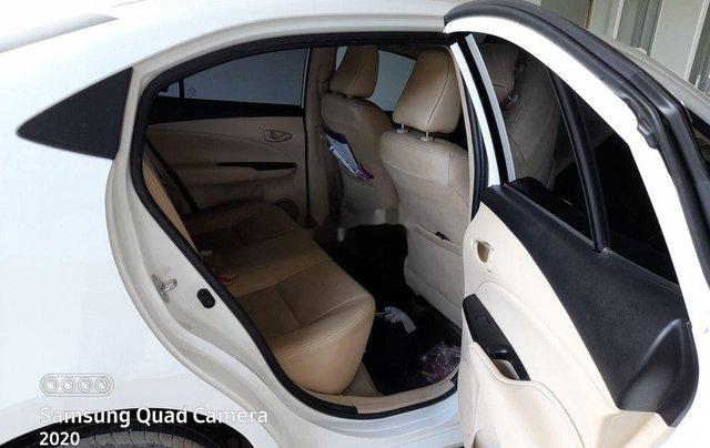 Bán ô tô Toyota Vios đời 2020, màu trắng số tự động3