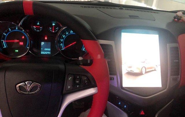 Bán Daewoo Lacetti sản xuất 2011, màu trắng, xe nhập chính chủ6
