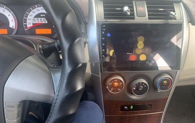 Bán ô tô Toyota Corolla Altis 1.8G đời 2011, màu đen số sàn5