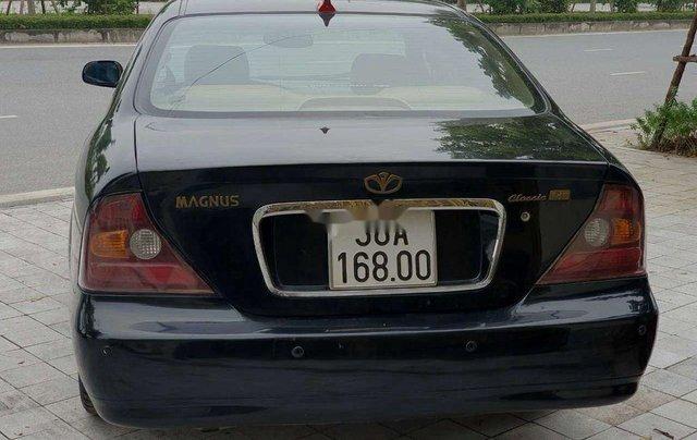 Bán Daewoo Magnus sản xuất năm 2007, màu đen, xe nhập chính chủ5