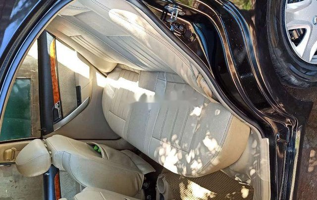Cần bán xe Daewoo Gentra đời 2007, màu đen10