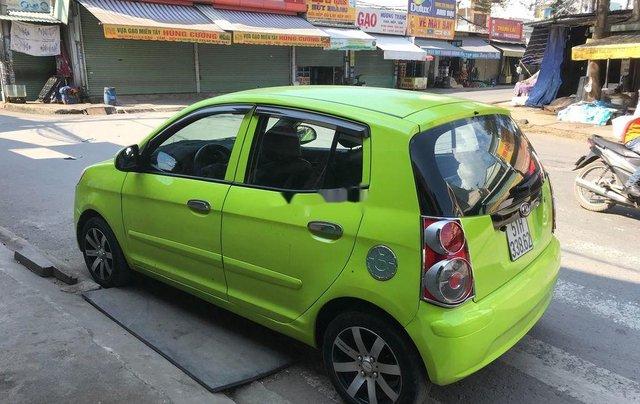 Cần bán gấp Kia Morning đời 2011, màu xanh lục, nhập khẩu 4