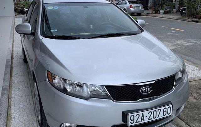 Xe Kia Forte đời 2009, màu bạc, nhập khẩu giá cạnh tranh2