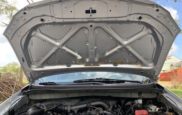 Cần bán Toyota Innova năm sản xuất 2015, giá thấp, động cơ ổn định8