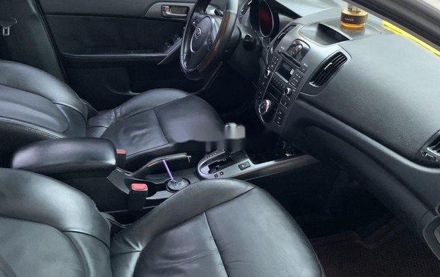 Xe Kia Forte đời 2009, màu bạc, nhập khẩu giá cạnh tranh11