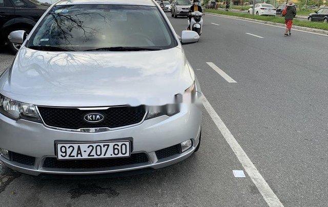 Xe Kia Forte đời 2009, màu bạc, nhập khẩu giá cạnh tranh1