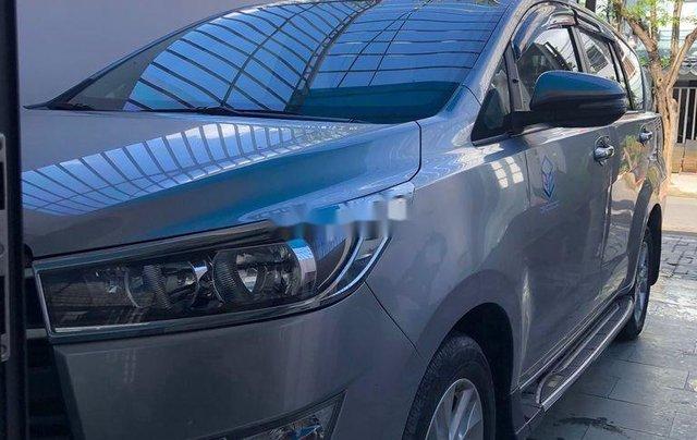Bán Toyota Innova đời 2018, màu bạc chính chủ, giá chỉ 670 triệu0