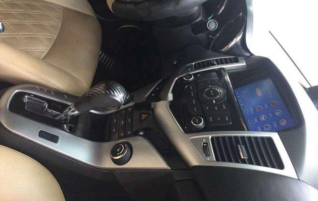 Bán Chevrolet Lacetti năm sản xuất 2011, màu bạc, nhập khẩu nguyên chiếc 5
