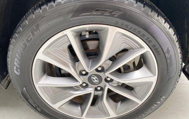 Cần bán xe Hyundai Tucson năm sản xuất 2018, màu trắng còn mới, 845 triệu9