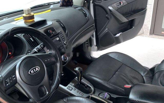 Xe Kia Forte đời 2009, màu bạc, nhập khẩu giá cạnh tranh9