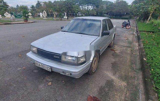 Cần bán lại xe Nissan Bluebird sản xuất 1988 giá cạnh tranh0