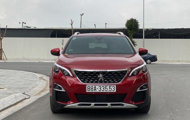 Bán nhanh Peugeot 3008 2020, xe đẹp long lanh nguyên bản0