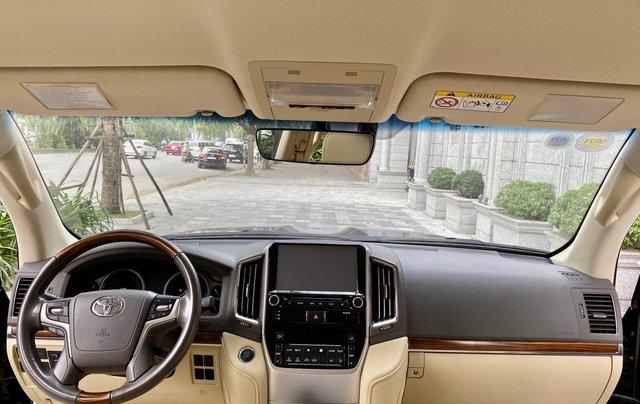 Bán nhanh Toyota LandCruiser VX 2016 xe đẹp như mới nguyên bản9