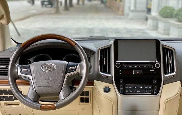 Bán nhanh Toyota LandCruiser VX 2016 xe đẹp như mới nguyên bản7
