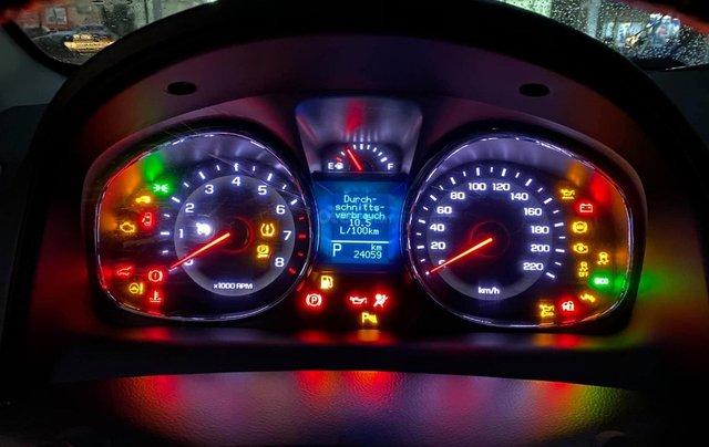 Cần bán xe Chevrolet Captiva Revv 2018, đi 24 000 km , màu đen4
