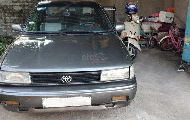 Bán xe Toyota Corolla 1990, nhập khẩu Nhật Bản, kim phun điện tử, trợ lực0