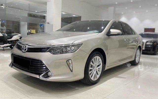 Bán xe Toyota Camry 2.0E 2018, giá tốt2