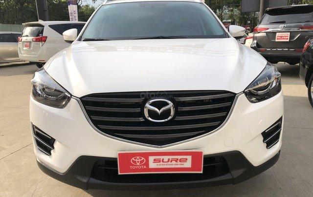 Bán Mazda CX5 2.5L (1 cầu) đời 2017, xe đi ít siêu đẹp, thu mua xe ôtô cũ các tỉnh0