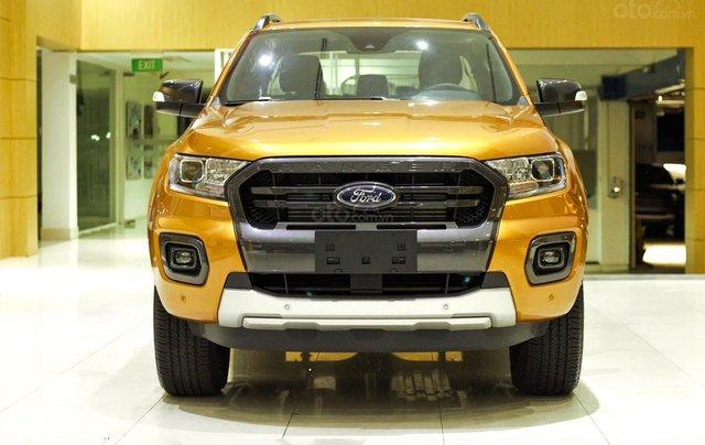 Ford Ranger Wildtrak 2020 còn 3 xe cam giao ngay, liên hệ Cát0