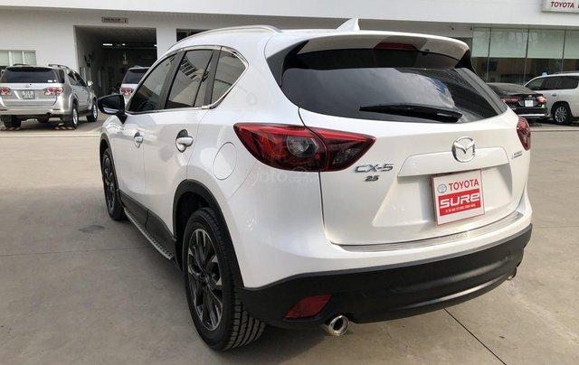 Bán Mazda CX5 2.5L (1 cầu) đời 2017, xe đi ít siêu đẹp, thu mua xe ôtô cũ các tỉnh2