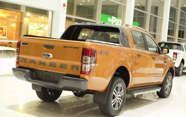 Ford Ranger Wildtrak 2020 còn 3 xe cam giao ngay, liên hệ Cát2