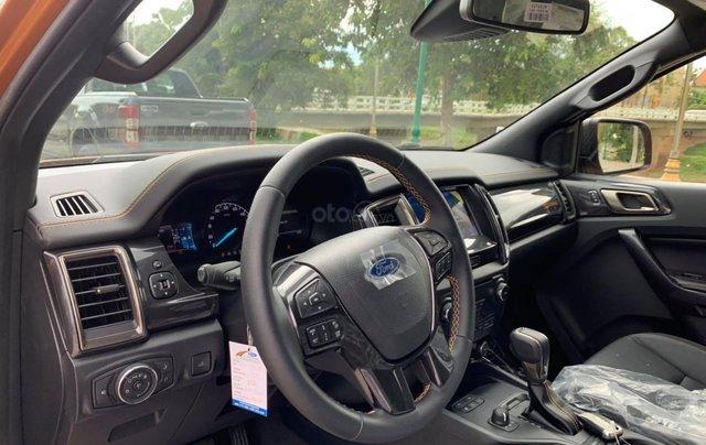 Ford Ranger Wildtrak 2020 còn 3 xe cam giao ngay, liên hệ Cát6