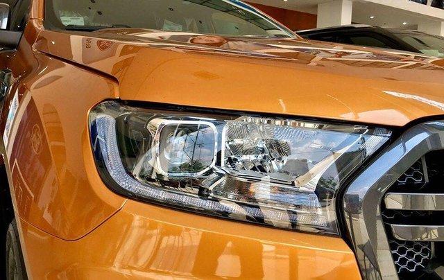 Ford Ranger Wildtrak 2020 còn 3 xe cam giao ngay, liên hệ Cát4