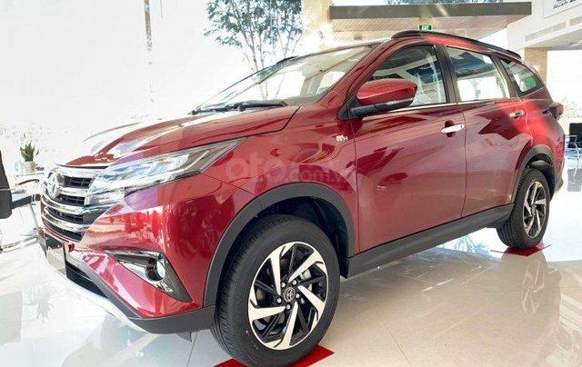 Toyota Rush 2020 - giảm giá sâu kèm nhiều PK chính hãng, tặng 2 năm bảo hiểm - giao xe ngay1
